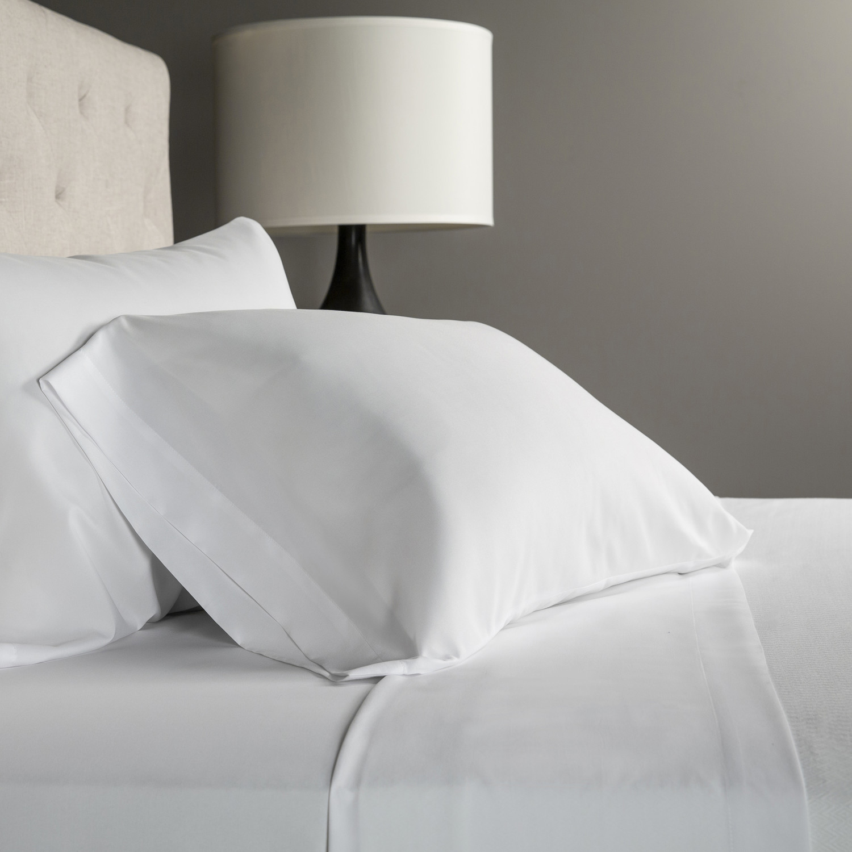 tetrasoft pillowcase white standard 21 x 32