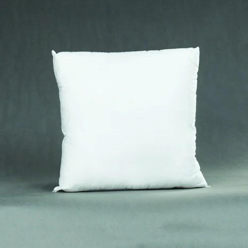 accent pillow insert 18x18