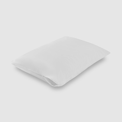 registry 230 thread count zippered pillow protector queen 21 w x 31 l