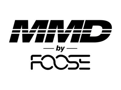 MMD by FOOSE Black Retro Style 6-Speed Mustang Shift Knob