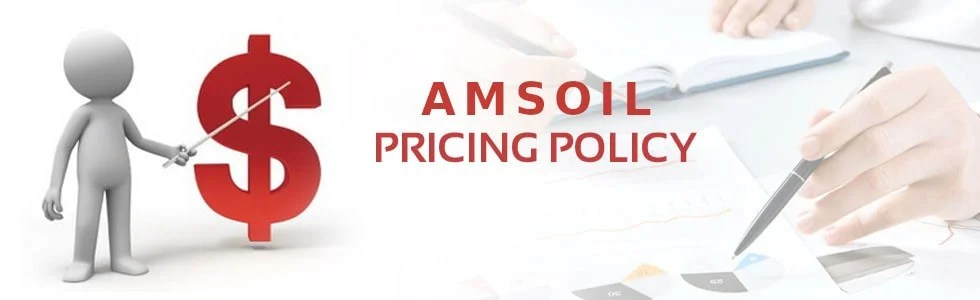 Amsoil Pricing Policy