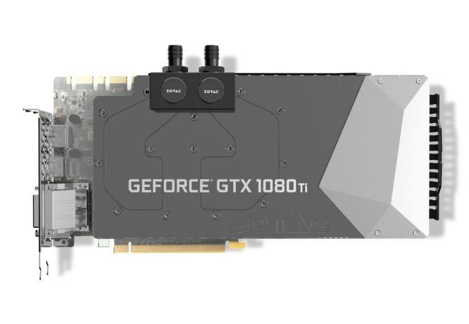 zotac announces geforce gtx