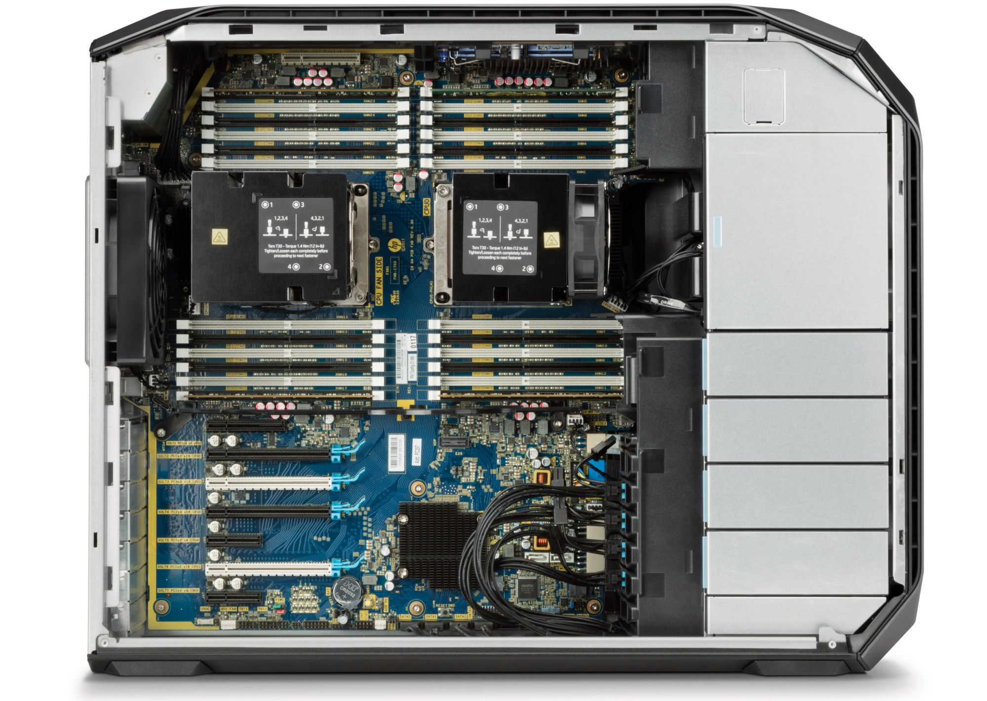 hight resolution of one of the key components of all pcs is its microprocessor when it comes to the hp z8 it is based on up to two intel xeon platinum 8180 with 28 cores