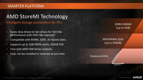 small resolution of another big feature is amd s storemi storage technology which isn t necessarily an addition to the chipset itself but enabled through b450