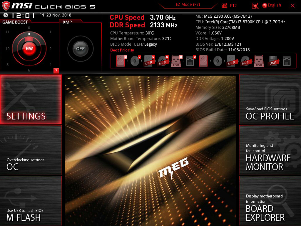 The MSI MEG Z390 ACE Motherboard Review: The Answer To Your USB 3 1