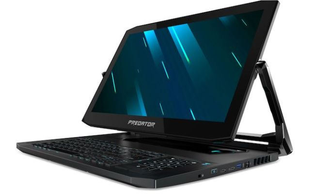 Acer At Ces 2019 Predator Triton Gaming Laptops With Rtx Gpus