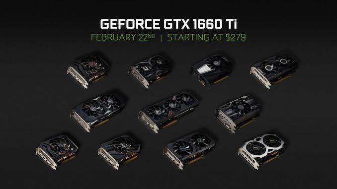 The NVIDIA GeForce GTX 1660 Ti Review, Feat  EVGA XC GAMING: Turing