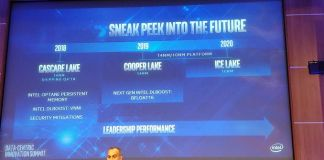Intel to Offer Socketed 56-core Cooper Lake Xeon Scalable in new Socket Compatible with Ice Lake