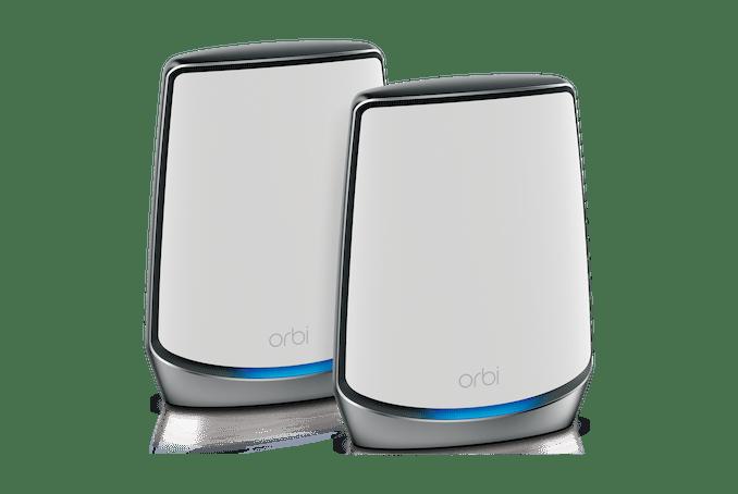 Negear Expands 802.11ax Portfolio with Orbi Wi-Fi 6 Mesh System and Nighthawk EAX80 Extender