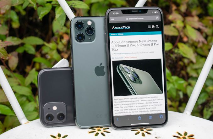 The Apple Iphone 11 11 Pro 11 Pro Max Review Performance