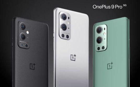 OnePlus Announces OnePlus 9R, OnePlus 9 & OnePlus 9 Pro
