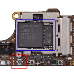Iphone 4 Screw Layout Diagram Bulb Wiring 4s Motherboard Get Free Image