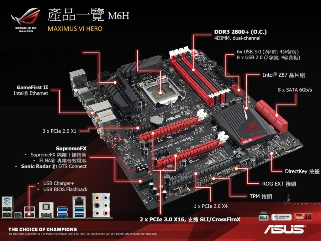 atx motherboard diagram with labels speaker crossover wiring asus z87 haswell preview 50