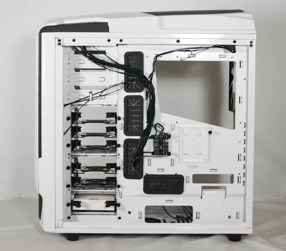 Usb Hub Wiring Diagram In And Around The Nzxt Phantom 530 Nzxt Phantom 530 Case