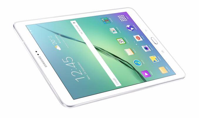 Samsung lança oficialmente o Galaxy Tab S2 2