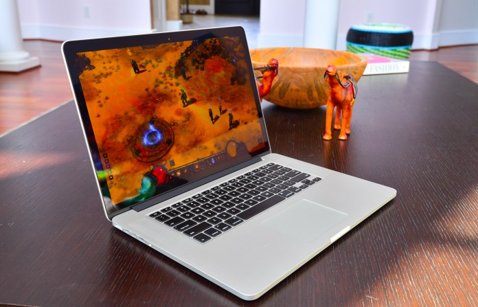 Battery Life - The next-gen MacBook Pro with Retina Display Review