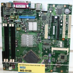 Pico Btx Motherboard Diagram Wiring For A Three Way Switch With Multiple Lights Motherboards Galore Computex 2004 At The Show Look Carefully Expansion Slots Pci Express X16 Slot Isn T First On Board There S An X1 That Comes Before It Defeating One