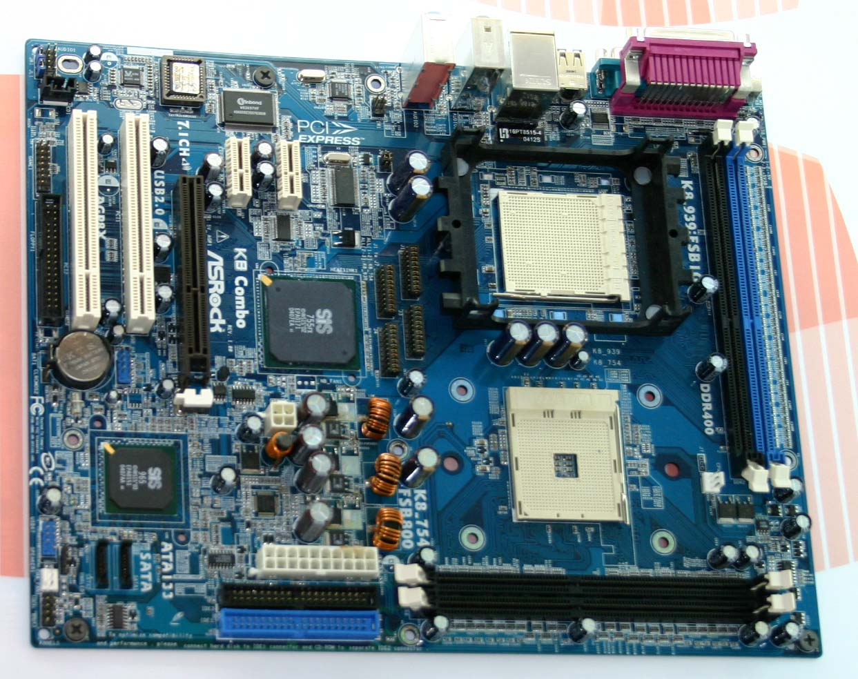 pico btx motherboard diagram 96 jeep grand cherokee fuel pump wiring asrock puts two sockets on motherboards computex 2004
