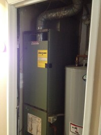 Installing a New Furnace and Central Air Conditioner ...