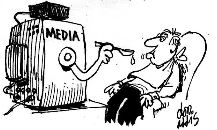 The Power of Media: A Libertarian Perspective