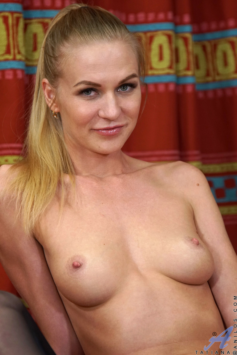 Anilos.com - Tatiana: Milf Teases Pussy
