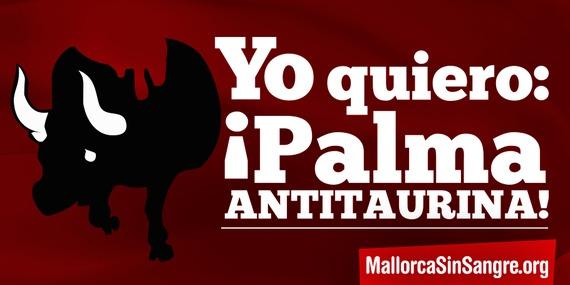PSOE y Més se unen a AnimaNaturalis y CAS para que Palma sea municipio antitaurino