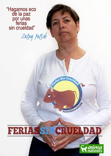 Zulay Pulido por unas Ferias Sin Crueldad en Táriba