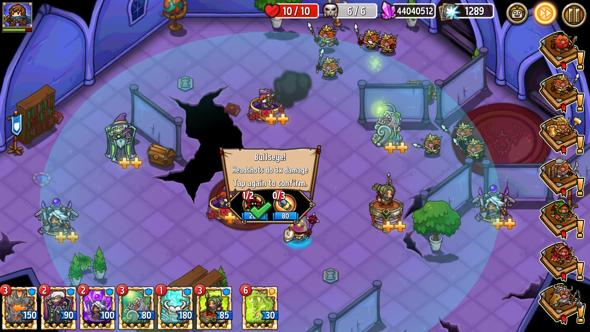 """""""Crazy Defense Heroes"""" for Android launches on Google Play globally"""
