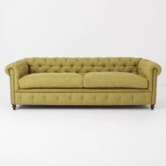 Anthropologie Sofa La Z Boy Celebration 2 Seater Power Recliner With Sound Desha Expensive Finds And Their Thrifty Counterparts