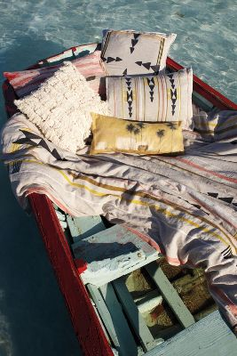 Anthropologie Pillows From