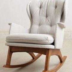 Rocking Chairs For Nursery Nz Lightweight Outdoor Folding Finn Rocker Anthropologie