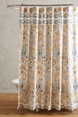 Orissa Shower Curtain  Anthropologie