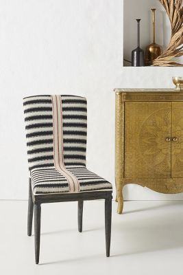 striped dining chair patio glider grassland stripe anthropologie