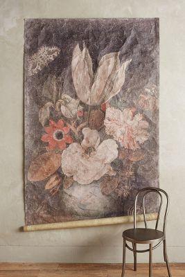 Animal Nursery Wallpaper Petrichor Tapestry Anthropologie
