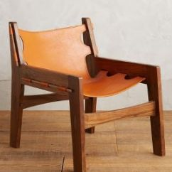 Leather Sling Chairs Old Fashioned Lawn Chair Anthropologie
