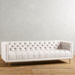 Belgian Linen Sofa Pillow Back Cushions Mina Anthropologie