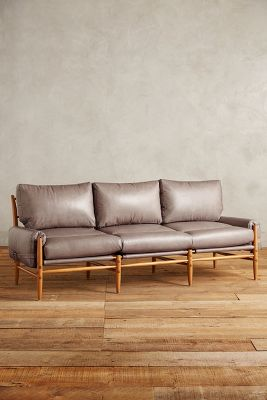 anthropologie sofa ligne roset togo for sale leather rhys