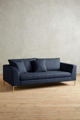 how to clean belgian linen sofa gray slipcover edlyn anthropologie