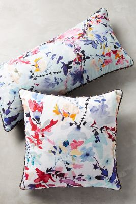 Shoptagr  Wildflower Study Pillow by Jen Garrido
