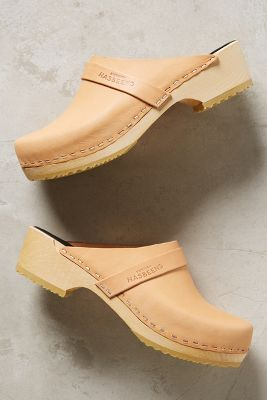 Swedish Hasbeens Husband Clogs Anthropologie