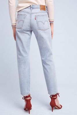 Levis Wedgie Icon High Rise Jeans Anthropologie