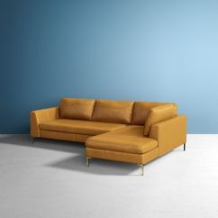 Custom Sectional Sofa And Armchair Covers Sectionals Sofas Couches Anthropologie Edlyn Two Piece Chaise