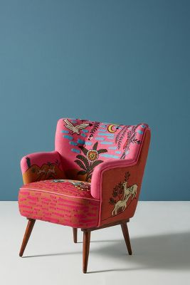 swivel chair small ikea living room chairs accent chairs, lounge & arm | anthropologie