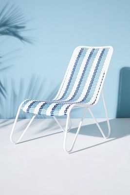 indoor outdoor chairs 2 person lounge chair palm beach anthropologie slide view 1
