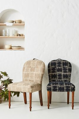 kitchen chairs rockwell accent chair teal assorted dining room stools anthropologie mumbai