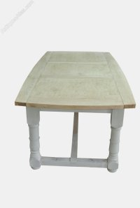 Antiques Atlas - Painted Kitchen Table