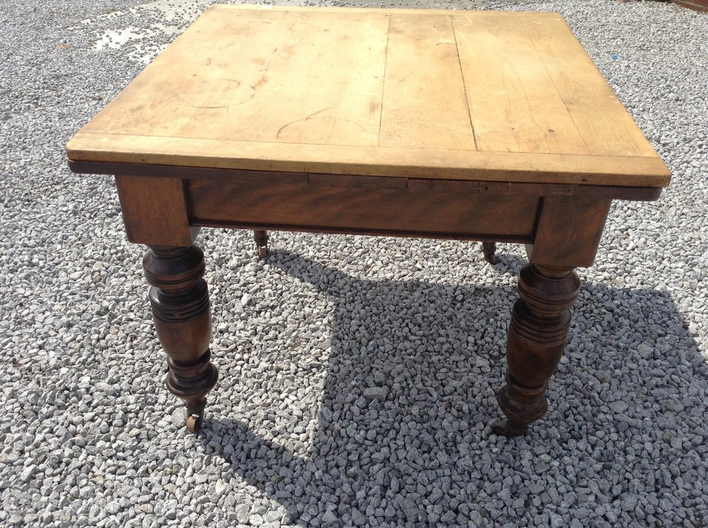 Antique Pine Extending Table Antiques Atlas