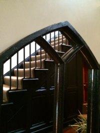 Antiques Atlas - Gothic Design Tall Window Mirror