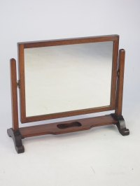 Antiques Atlas - Mahogany Dressing Table Mirror