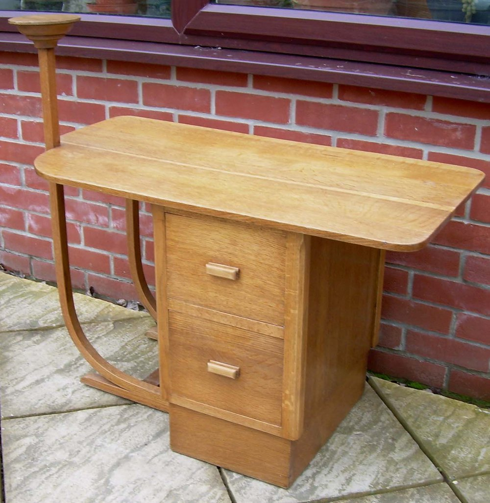 A Childs Desk Or Dressing Table  Antiques Atlas